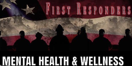 First Responder Mental Health & Wellness, Spokane, WA tickets