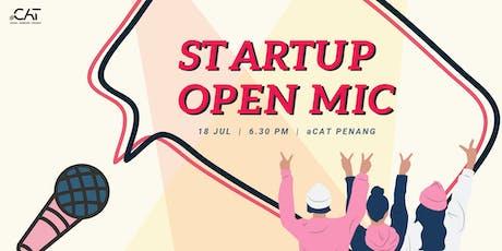 Startup Open Mic #2 tickets