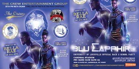 Blu Sapphire tickets