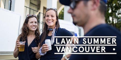 Vancouver Week 4 - Social Tickets @ Lawn Summer Nights