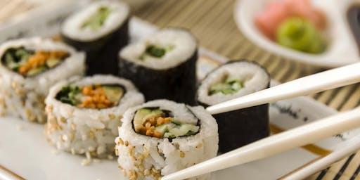 Sushi Rolling Class R57