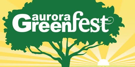2019 Aurora GreenFest Exhibitor & Vendor Fees tickets