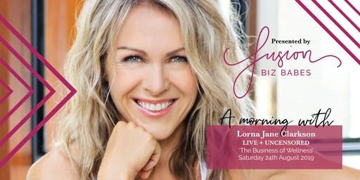 Lorna Jane Clarkson LIVE in Perth