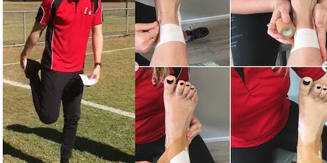 Sports Taping and Acute Injury Management tickets