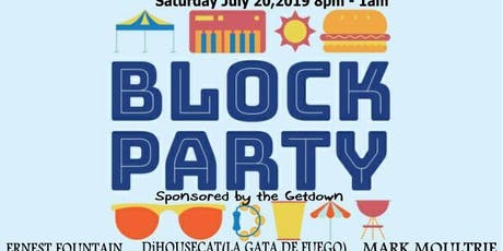 BLOCK PARTY!! tickets