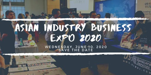 AIB2B Presents Asian Industry Business Expo 2020