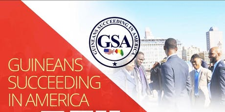 Guineans Succeeding in America (GSA) 4th Annual Conference tickets