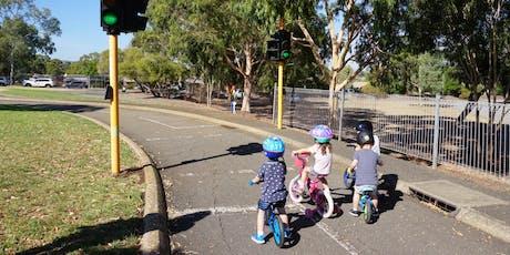 Little tikes on bikes - Wednesday tickets
