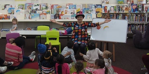 Special Storytimes at West Gippsland Arts Centre