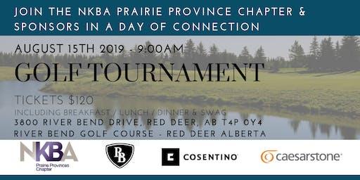 NKBA Prairie Province Chapter Golf Tournament