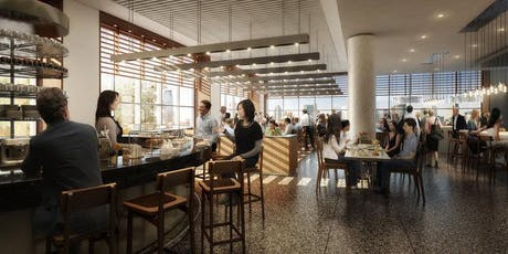 Casual Food and Drinks at Brookfield Place Food Court World Trade Center tickets