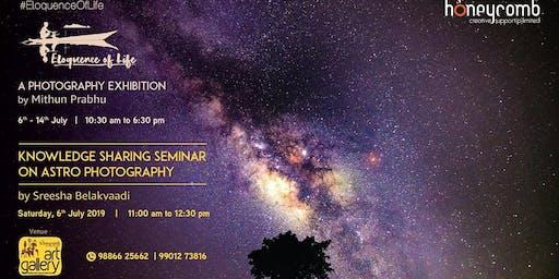 Art of AstroPhotography by Sreesha Belakvaadi