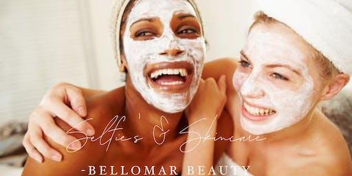 Selfie's & Skincare