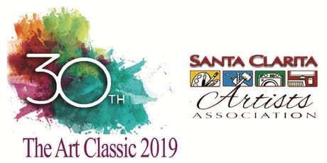 Santa Clarita Artists Association - 30th Annual Art Classic Gala tickets
