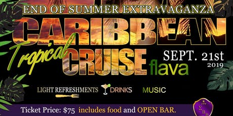 "Ques of The Caribbean Cruise ""End of Summer Extravaganza"" tickets"