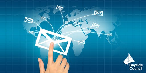 Eastgardens Library- Introduction to Email-Part 3 - for English speaking Seniors