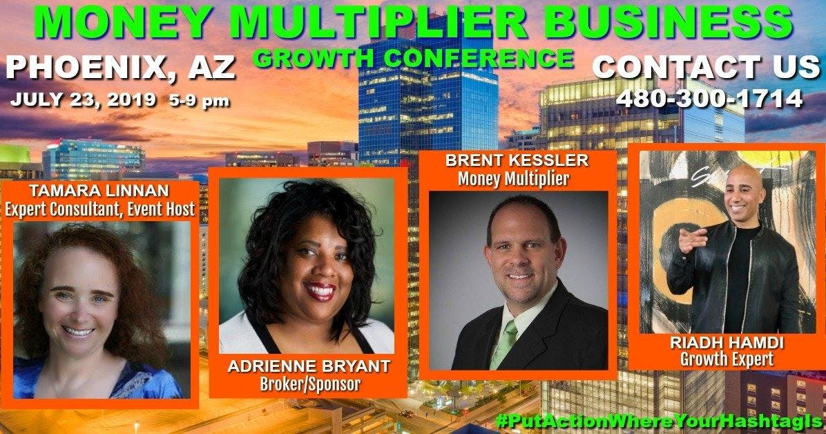 Money Multiplier Business Growth Networking