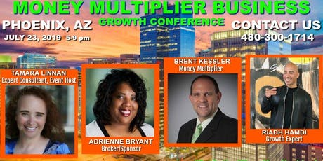 Money Multiplier Business Growth Networking tickets