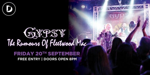 Fleetwood Mac Tribute Show - Free Entry