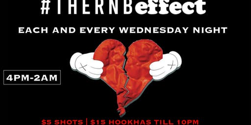 #THERNBEFFECT ( $5 SHOTS ALL NIGHT LONG )