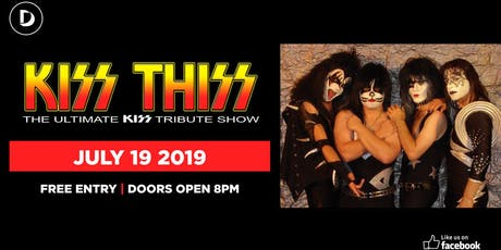Kiss Thiss Tribute Show tickets