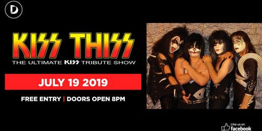 Kiss Thiss Tribute Show