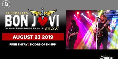 Bon Jovi Tribute Show tickets
