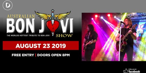 Bon Jovi Tribute Show - Free Entry