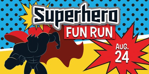 2nd Annual Super Hero Fun Run