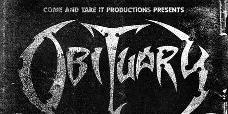 OBITUARY / ABBATH tickets