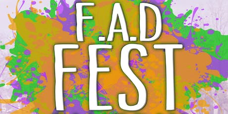 F.A.D Fest Game Day tickets