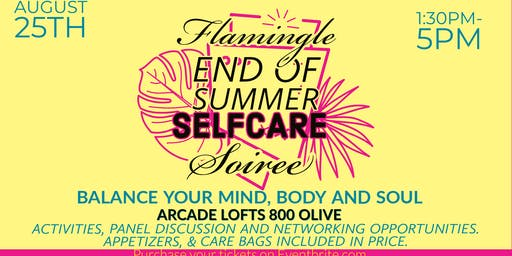 FLAMINGLE: End of Summer Selfcare Soiree