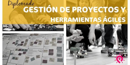 Diplomado en Dirección de Proyectos y Herramientas Ágiles
