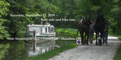 LOL on the Olde Muskingum Trail + Canal Boat Ride! tickets