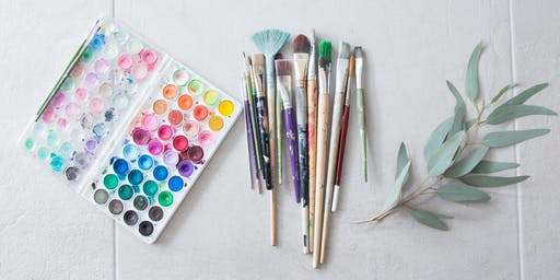 Watercolour Workshop (All levels)