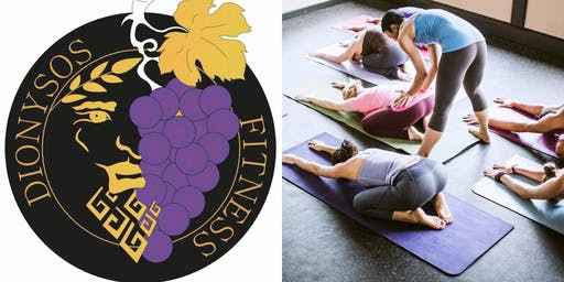 Functional Yoga at Dionysos Fitness