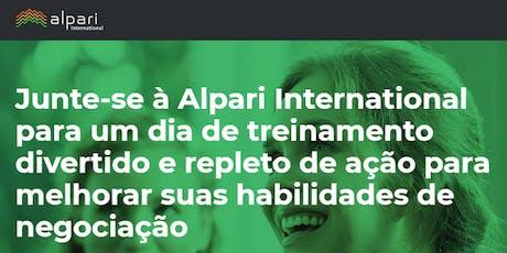 Seminário Internacional de Negociação de Forex da Alpari em Santiago do Chile entradas