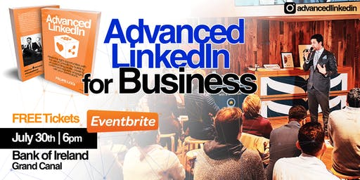 Advanced LinkedIn for Business at the Bank of Ireland Grand Canal