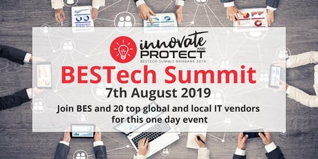 BESTech Summit 2019 tickets