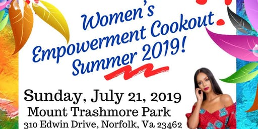 Womens Summer Empowerment Cookout