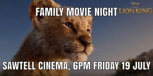 Family Movie Night - The Lion King