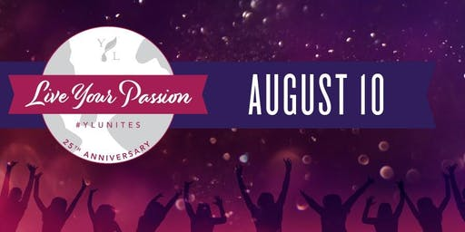 Live Your Passion Rally August