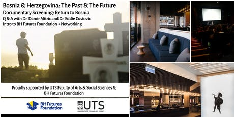 Bosnia: The Past & The Future tickets