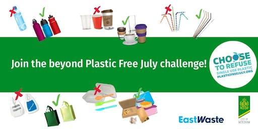 Copy of Go beyond Plastic Free July!