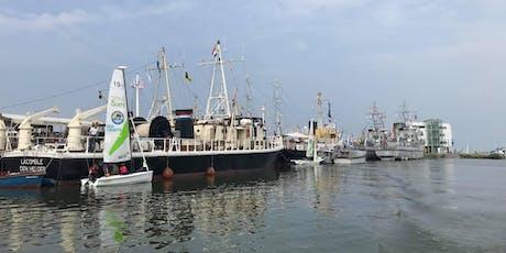 Vaartocht met Zeekadetkorps Nederland tickets