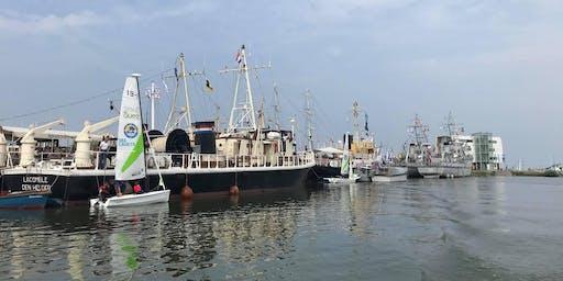 Vaartocht met Zeekadetkorps Nederland