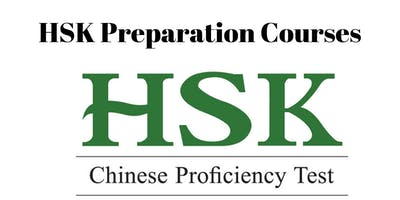 Wednesday HSK Preparation Course for Beginners