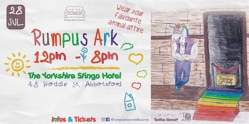 Rumpus Ark: Rumpus Room Seed2019 Fundraiser