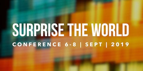 Westcity - Suprise the World Conference September 2019 tickets