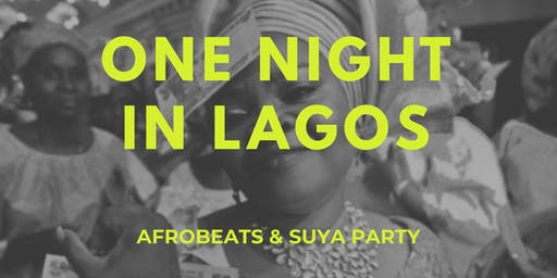 One Night In Lagos